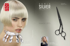Kasho Silver Black 2015 - Hair Trendy